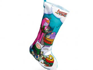Adventure Time Satin Stocking