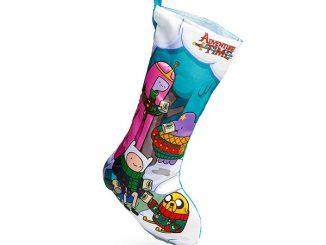 Adventure Time Satin Stocking