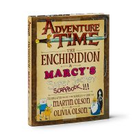 Adventure Time The Enchiridion Limited Signed Edition