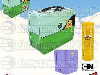 Adventure Time Traveling Jake Tin Tote Gift Set