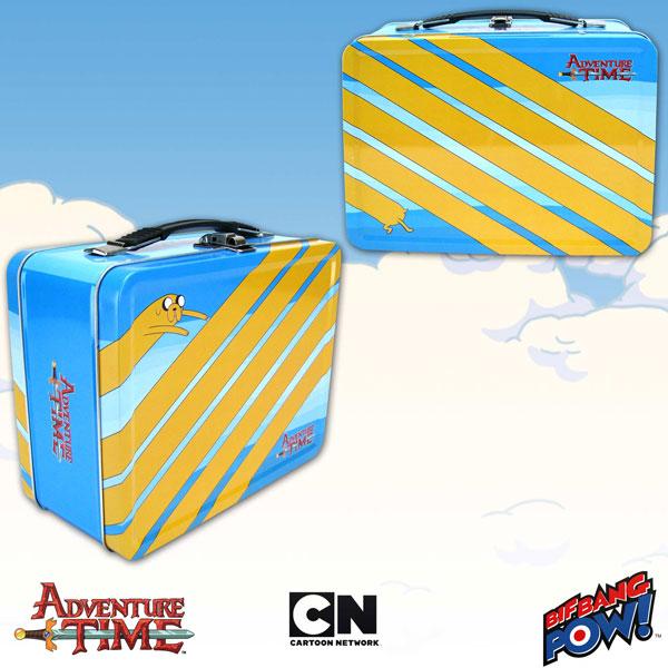 Adventure Time Wrap Around Jake Tin Tote