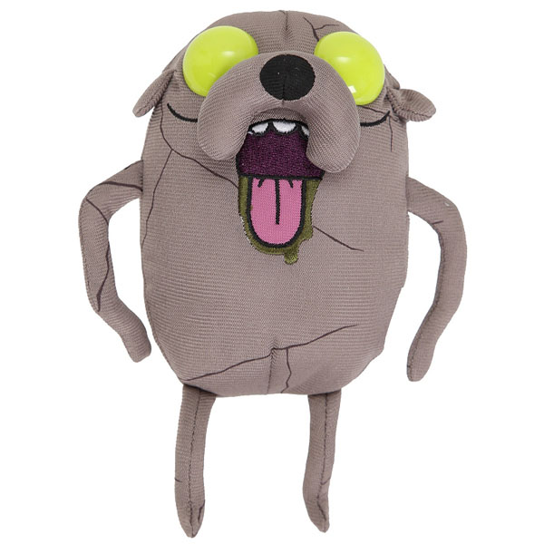 Adventure Time Zombie Jake Plush
