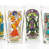 Adventurer Nouveau Pint Glass Set