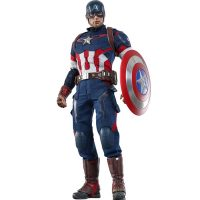 Age of Ultron Avengers Captain America Sixth Scale Figure