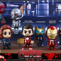 Age of Ultron Series 2 Cosbaby Collectible Set