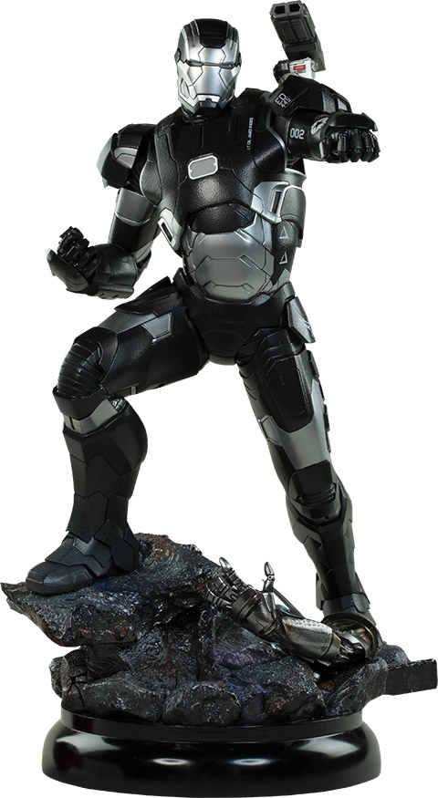 Age of Ultron War Machine Maquette