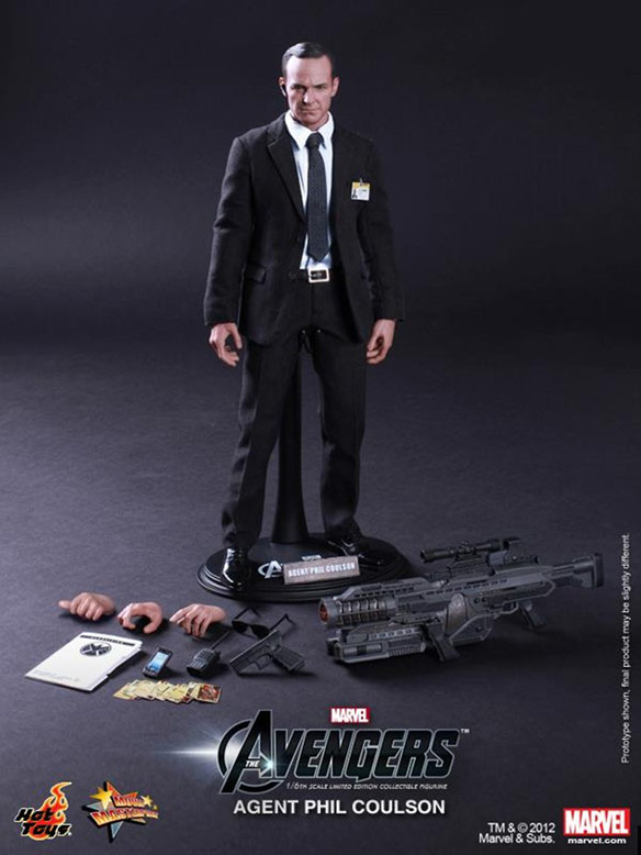 Agent Phil Coulson Sixth Scale Figure