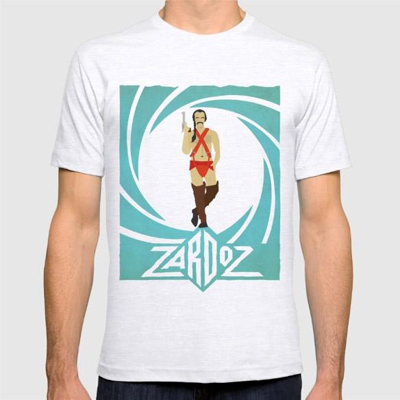 Agent Zardoz T-Shirt