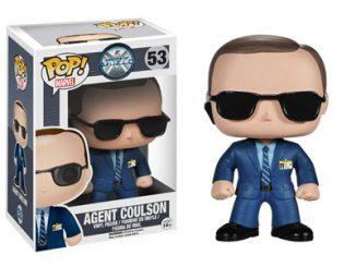 Agents of SHIELD Coulson Pop Vinyl Figure