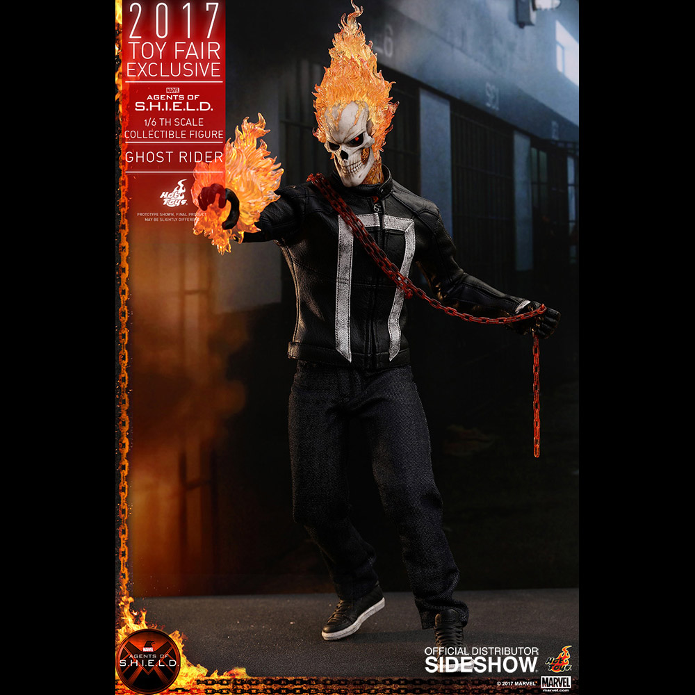 Agents of shield ghost rider sixth scale figure solutioingenieria Gallery