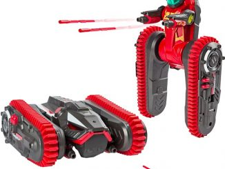 Air Hogs Robo Trax Transforming All Terrain Tank