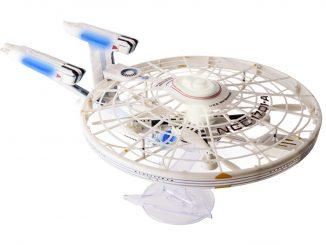 Air Hogs Star Trek Enterprise Quad Drone