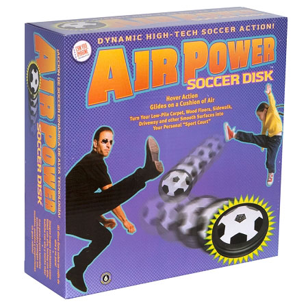Air Power Soccer Disk