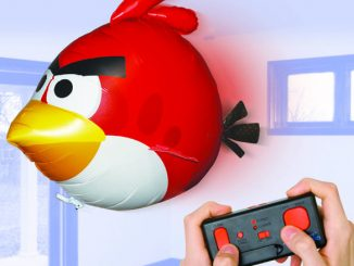Air Swimmers Angry Birds RC Red Bird