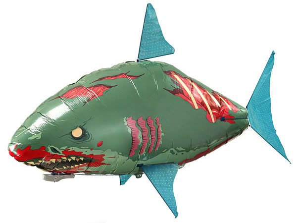 Air Swimmers RC Zombie Shark