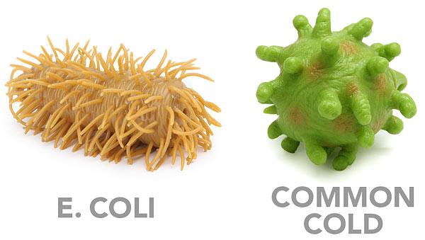 Airborne Microbe Screaming Diseases