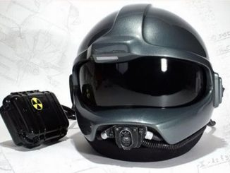 Airwolf Pilot Helmet Replica