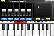 Akai SynthStation 25 Music Keyboard
