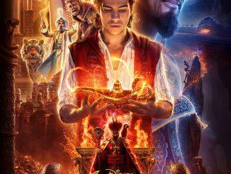 Aladdin 2019 Poster