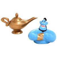 Aladdin Genie Magic Lamp Salt Pepper Set