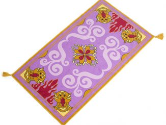 Aladdin Magic Carpet Rug