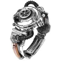 Alchemy EER Steam Powered Entropy Calibrator Watch