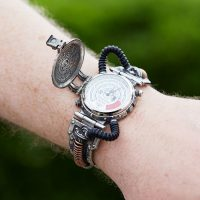 Alchemy of England EER Steam Powered Entropy Watch