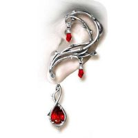 Alchemy of England Passion Earring