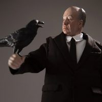 Alfred Hitchcock Sixth-Scale Figure 12