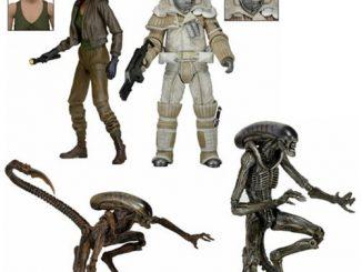 Alien 3 7-Inch Series 16 Action Figure Set