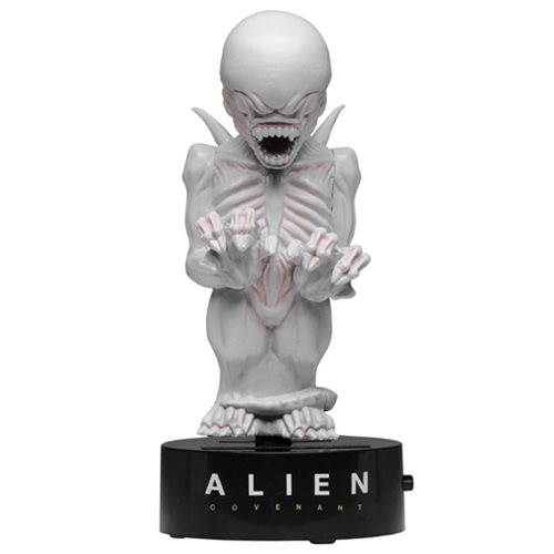 Alien Covenant Creature Solar-Powered Body Knocker