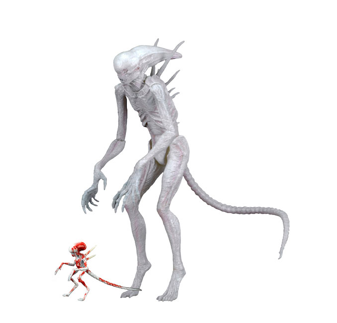 Alien Covenant Neomorph 7 Inch Scale Action Figure