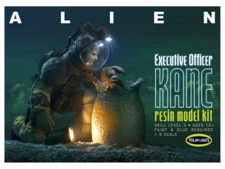 Alien Executive Officer Kane Model Kit