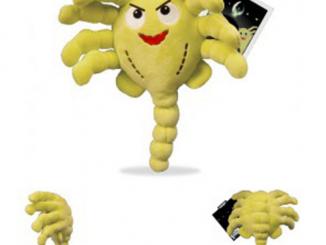 Alien Facehugger Phunny Plush