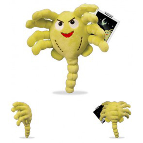 Alien Facehugger Phunny Plush
