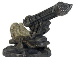 Alien Fossilized Space Jockey Foam Replica