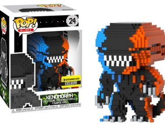 Alien Game Deco 8-Bit Pop! Vinyl Figure