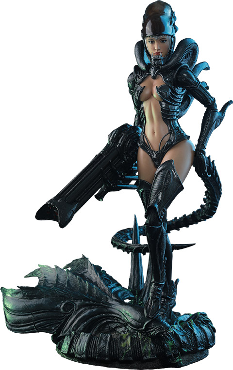 Alien Girl Sixth-Scale Figure