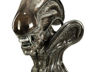 Alien Legendary Bust Big Chap