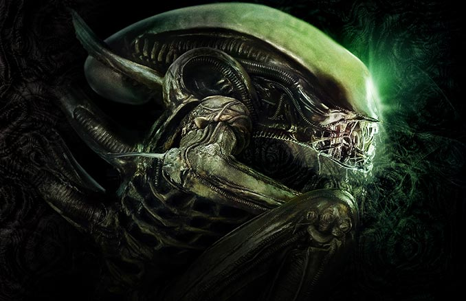 Alien Movie Trailer