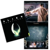 Alien Quadrilogy 2015 Calendar