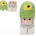 Alien Salt & Pepper Shakers