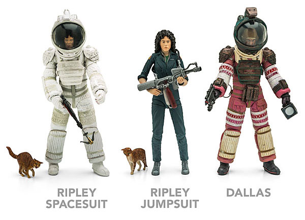 Alien Series 4 Action Figure Toys