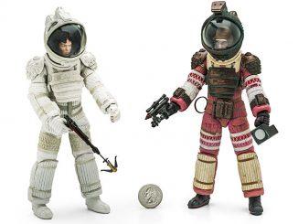 Alien Series 4 Action Figures