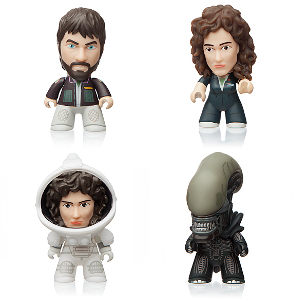 Alien Titans Nostromo Blind Box