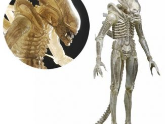 Alien Translucent White Prototype Suit Concept Xenomorph 1 4 Scale Action Figure