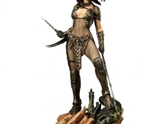 Alien VS Predator Machiko Noguchi Premium Format Figure