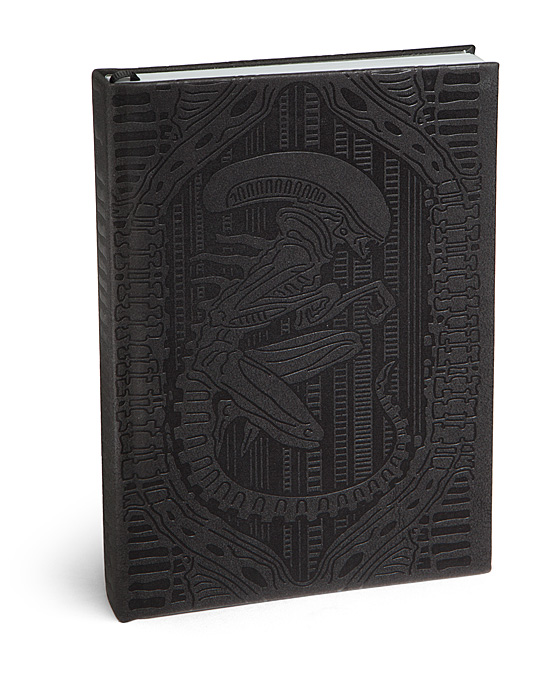 Alien Xenomorph Journal