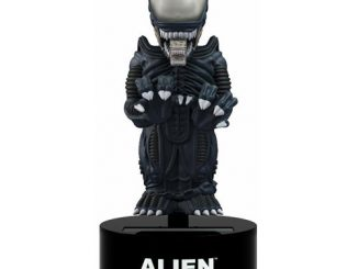 Alien Xenomorph Solar-Powered Bobble Head