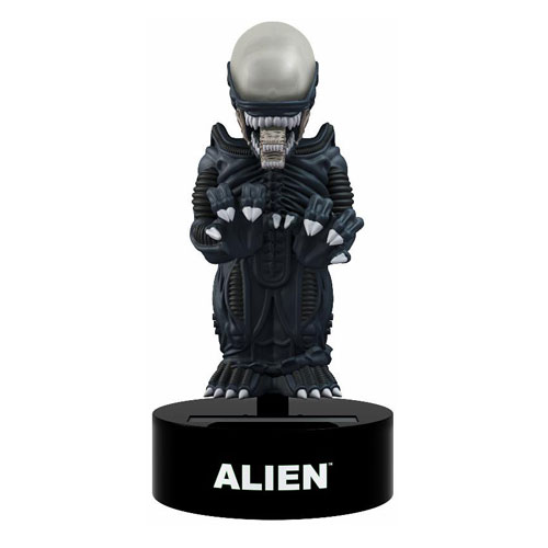 Alien Xenomorph Solar-Powered Bobble Head